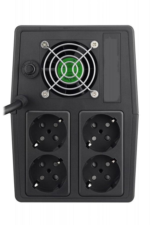 MUSTEK PowerMust 1500 EG Line Interactive Schuko