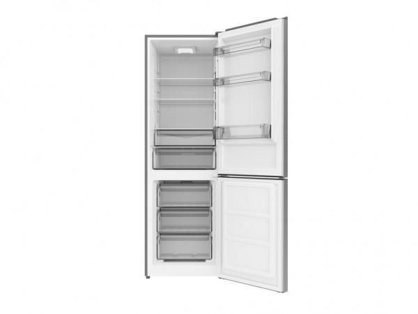 TESLA Kombinovani frižider RC3100FHX 185x60cm 295L Frost Free Inox