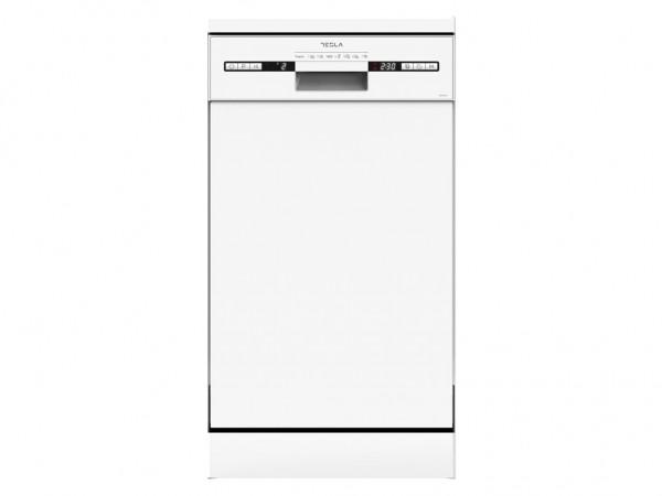 TESLA Mašina za pranje sudova WD460M 45cm Bela