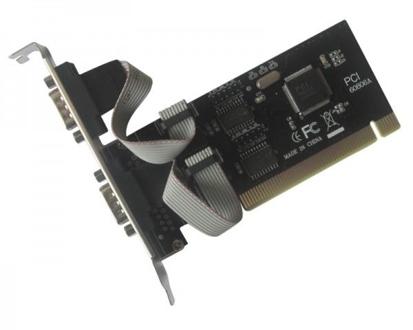 JAVTEC PCI kontroler 4xSerial