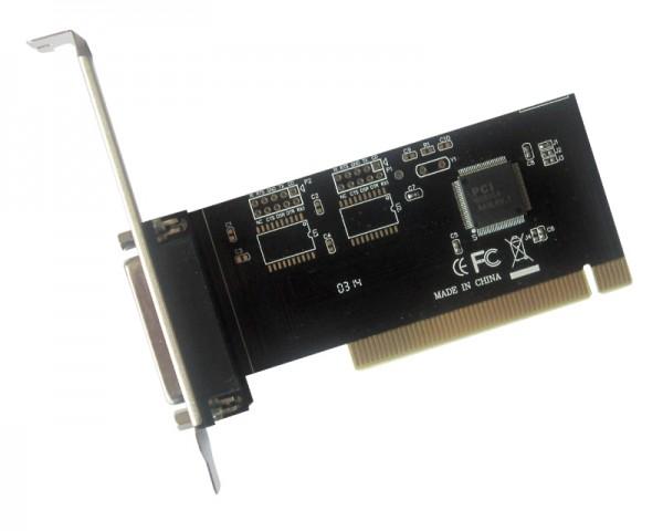 JAVTEC PCI kontroler Parallel