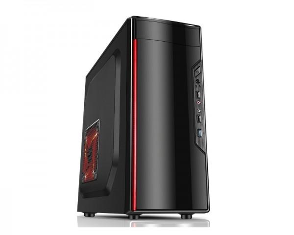 EWE PC AMD Ryzen 5 2500X8GB128GB1TBGTX1050Ti 4GB