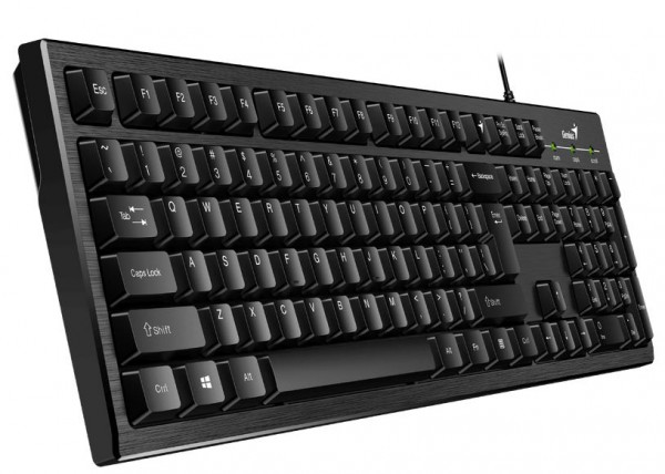 Genius tastatura Smart KB-101, USB, BLACK, SER