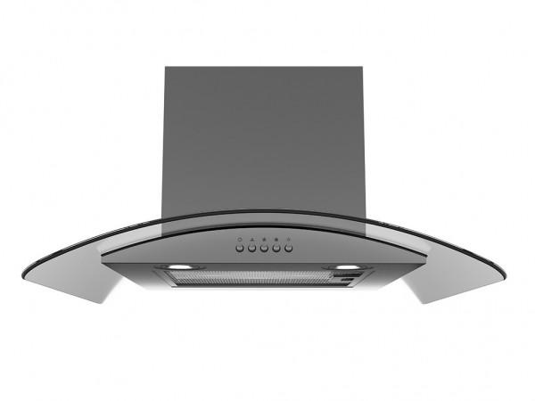TESLA Aspirator dekorativni DD600MG 60cm Inox-staklo