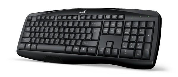 Genius Tastatura KB-128 USB YU Crna GK-170004