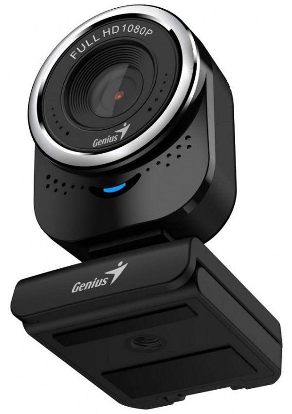 Genius Web kamera QCam 6000,Black