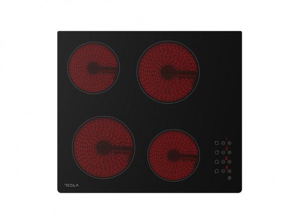 TESLA Staklokeramička ploča HV6400MB 4 zone 60cm