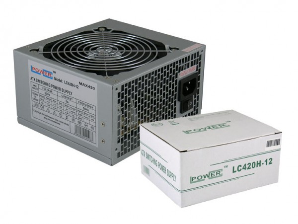 LC-Power Napajanje LC420H-12 V1.3 420W