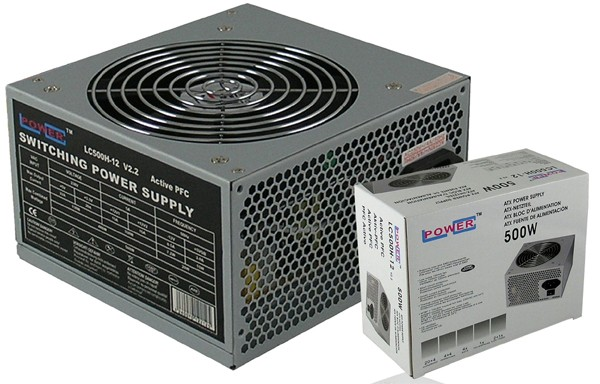 LC-Power Napajanje LC500H-12 V2.2 500W