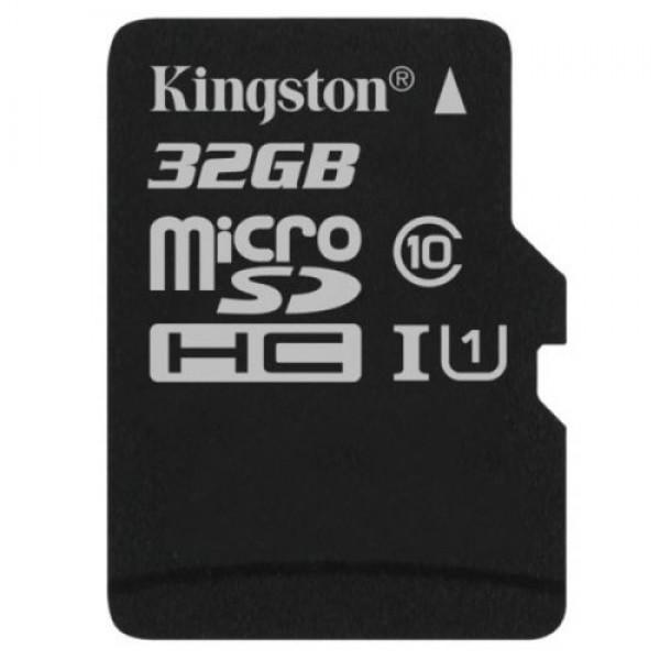 KINGSTON MICRO SD 32GB Kingstin SDCS-32GBSP bez adaptera