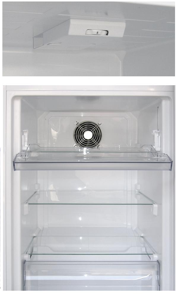 KONČAR Kombinovani Frižider HC1A 54 255.B2V