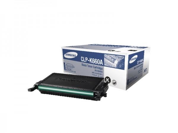 SAMSUNG Toner CLP-K660A Crni