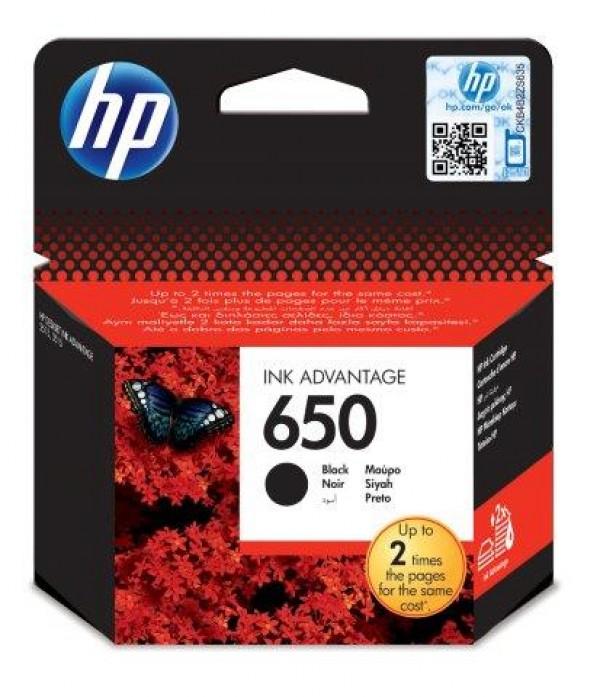 HP Kertridž CZ101AE 650 Black