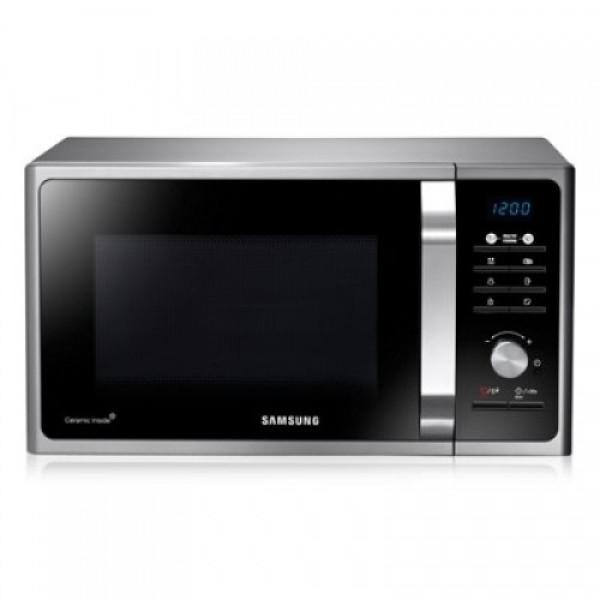 Samsung MG23F301TAS mikrotalasna rerna gril 23l 1200W LED ekran crna/inox
