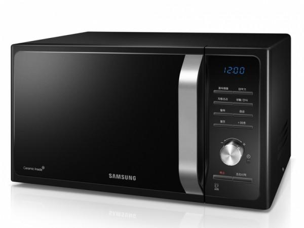 Samsung MS23F301TAK mikrotalasna rerna 23l 1150W LED ekran crna