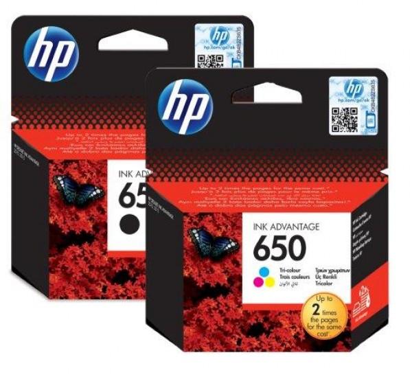 HP Kertridž CZ102AE 650 Tri-color