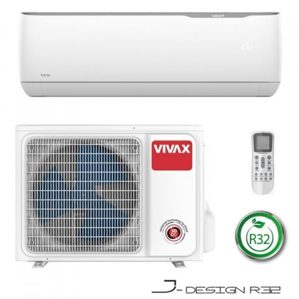 VIVAX klima uređaj ACP-12CH35AUJI R32 12000 BTU