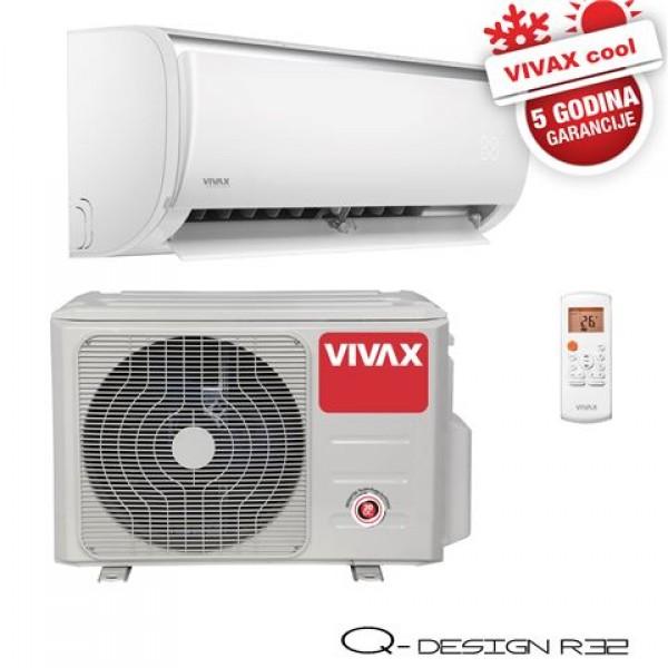 VIVAX klima uređaj ACP-18CH50AEQI R32 - inverter 18000 BTU