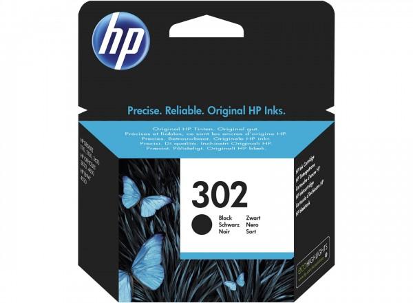 HP Kertridž F6U66AE 302 Black