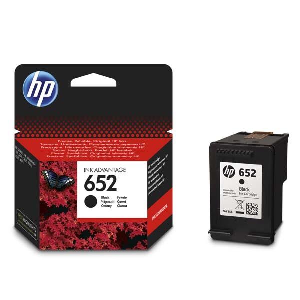 HP Kertridž F6V25AE 652 Black