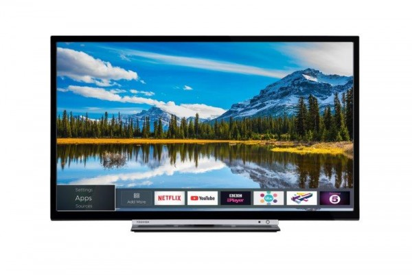 Toshiba 32'' Televizor 32W3863DG HD Ready SMART TV