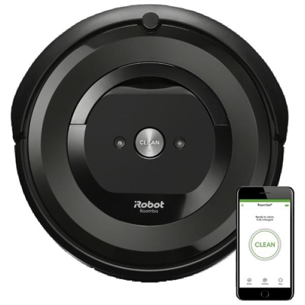 iROBOT Robot usisivač Roomba e5158 Robot, HEPA filtracija, Posuda za prašinu