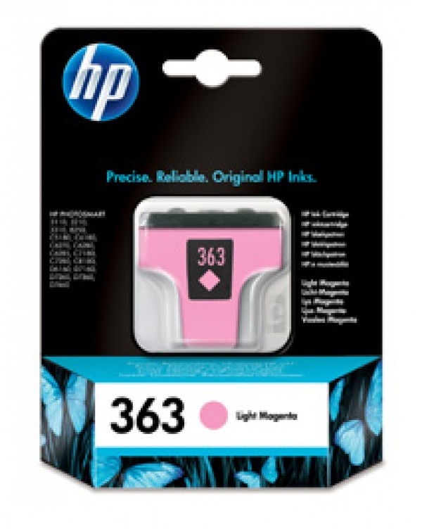 HP Kertridž C8775EE No.363 Light Magenta