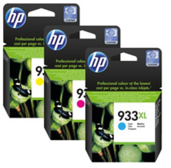 HP Kertridž CN056AE No.933XL Yellow