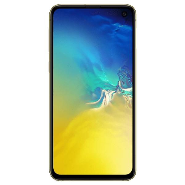 SAMSUNG Galaxy S10E (G970F) Žuti, 5.8'', OC, 6GB, 128GB, 16+12 Mpix, Mobilni telefon