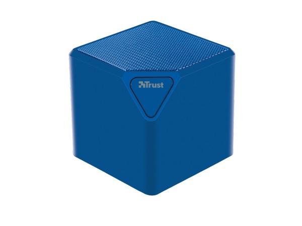 Trust Ziva wireless bluetooth zvucnik plavi