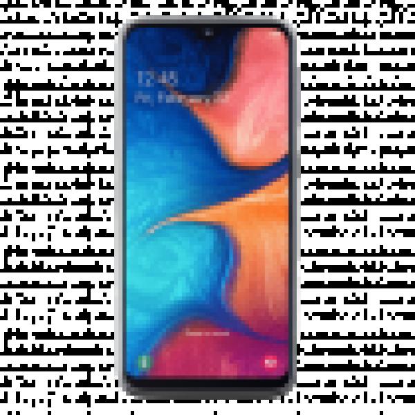 SAMSUNG GALAXY A20e (SM-A202FZKDSEE) DS Crni, 5.8'', OC, 3GB, 32GB, 13+5 Mpix, Mobilni telefon