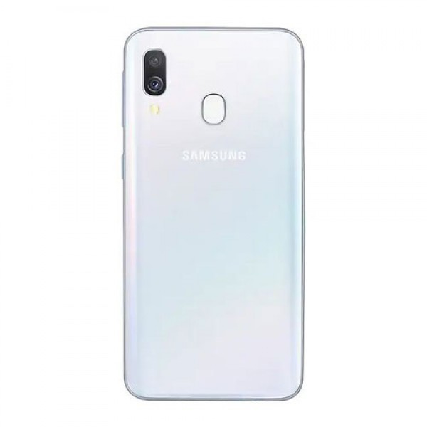 SAMSUNG Galaxy A40 (SM-A405FZWDSEE) DS Beli, 5.9'', OC, 4GB, 16+5 Mpix, Mobilni telefon