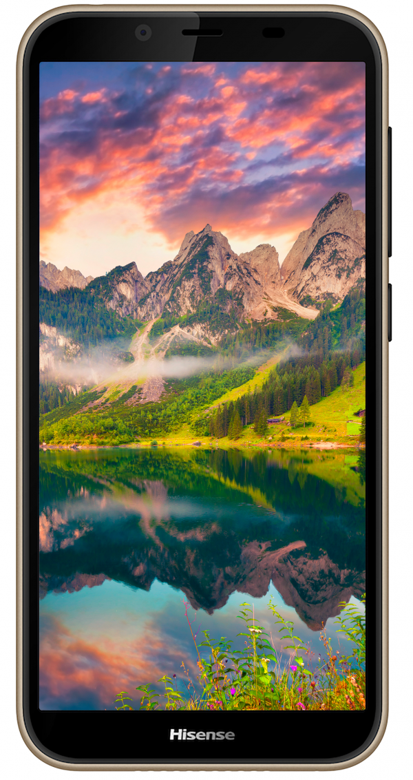 HISENSE E9 Crni, 5.7'', QC, 2GB, 16GB, 13+2 Mpix, Mobilni telefon