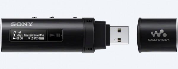 SONY MP3 plejer NWZB 183B CEW, 4GB