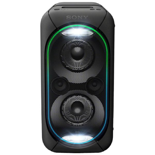 SONY GTK-XB60B Audio sistem - zvučnik, Crni