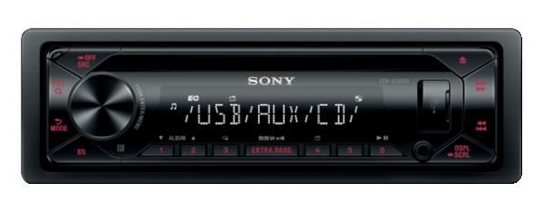 SONY Auto radio CDXG1300U