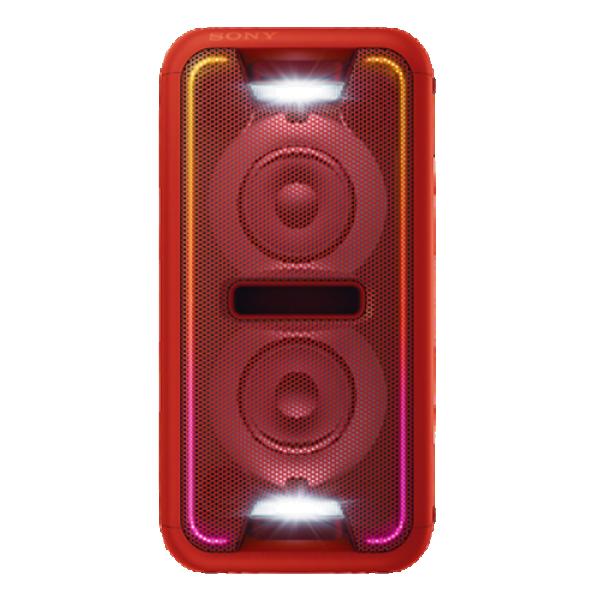 SONY Audio sistem - zvučnik GTK-XB7R, Crveni