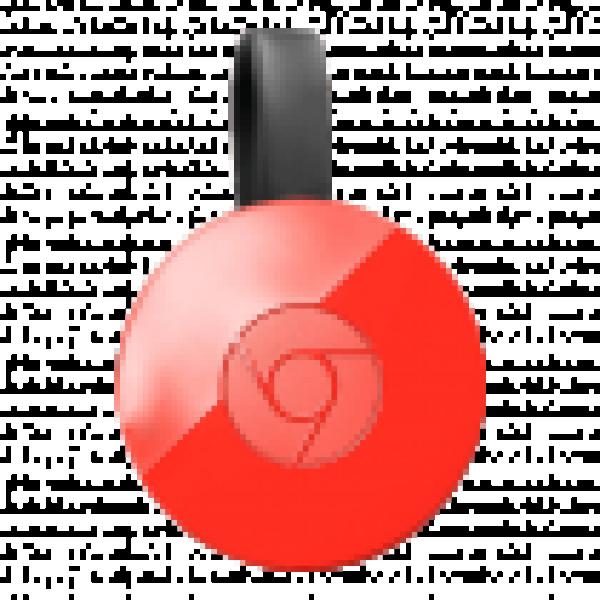 Google Chromecast GA3A00187 crveni