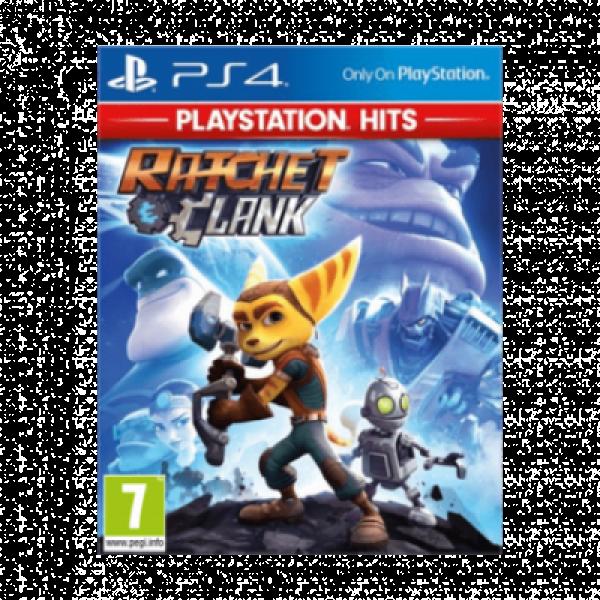 PS4 Ratchet & Clank video igra
