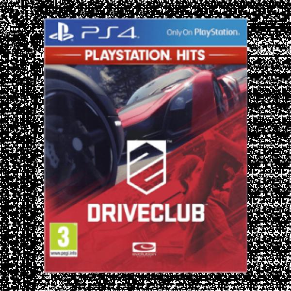 PS4 Driveclub video igra
