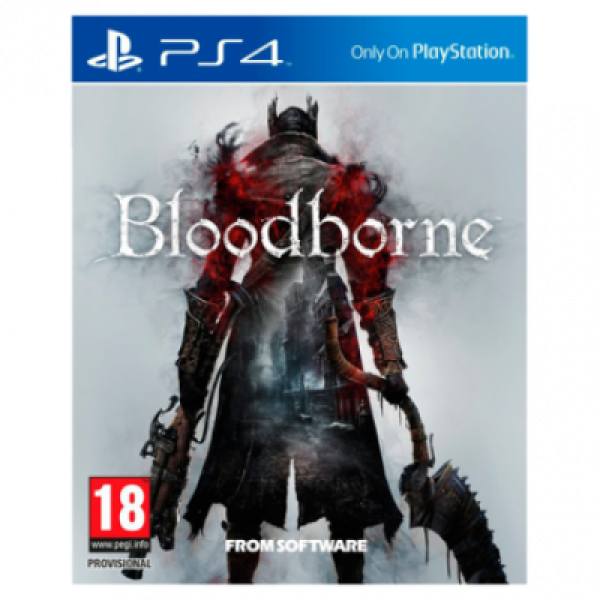 PS4 Bloodborne RPG video igra