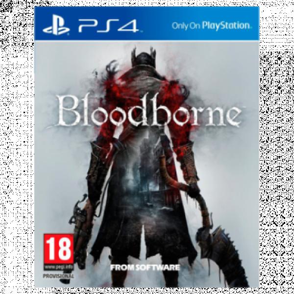 PS4 Bloodborne RPG video igra