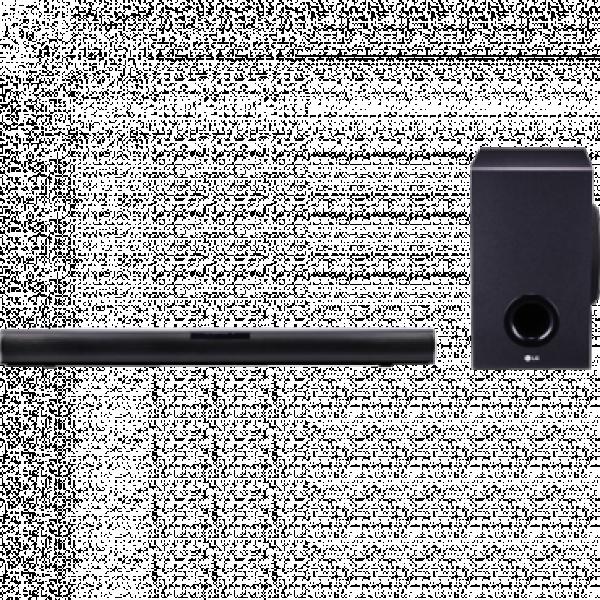 LG 2.1 Soundbar zvučnici SJ2, 160W