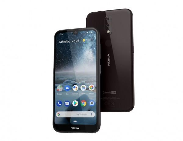 NOKIA 4.2 DS Black Mobilni telefon