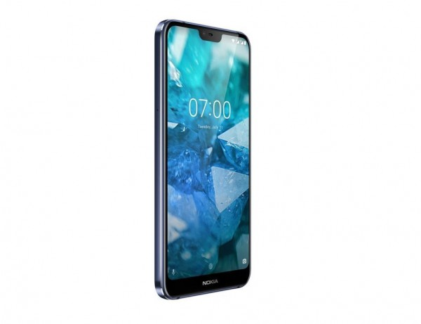 NOKIA 7.1 DS Midnight Blue Mobilni telefon