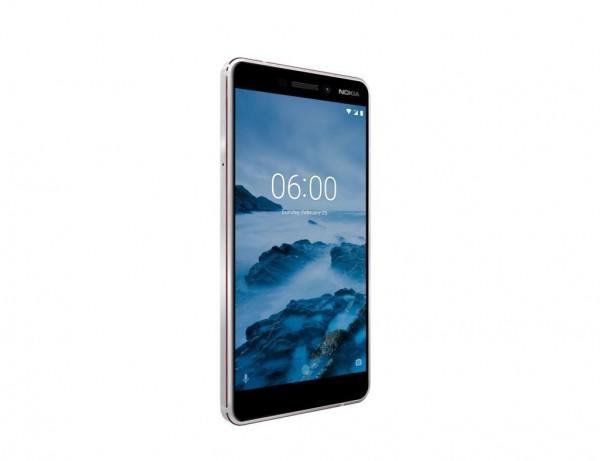 NOKIA 6.1 DS White Iron Mobilni telefon