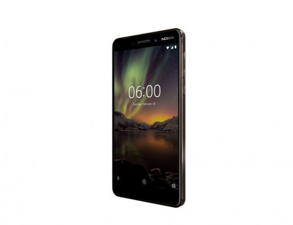 NOKIA 6.1 DS Black Copper Mobilni telefon