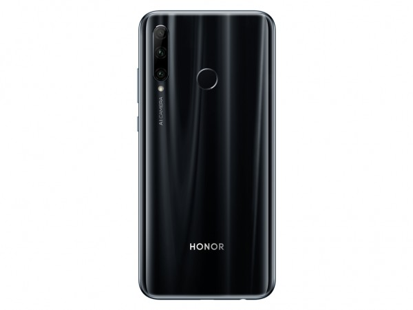 Honor 20 Lite 128GB Black Mobilni telefon