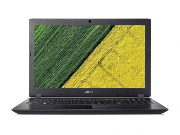 Acer Laptop A315-51 (NX.H9EEX.010) 15.6'' FHD Intel Core i3-7020U 4GB 128GB SSD Intel HD Linux Obsidian black