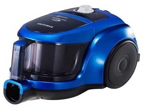 SAMSUNG Usisivač VCC4550V36 1800W, posuda, plavi